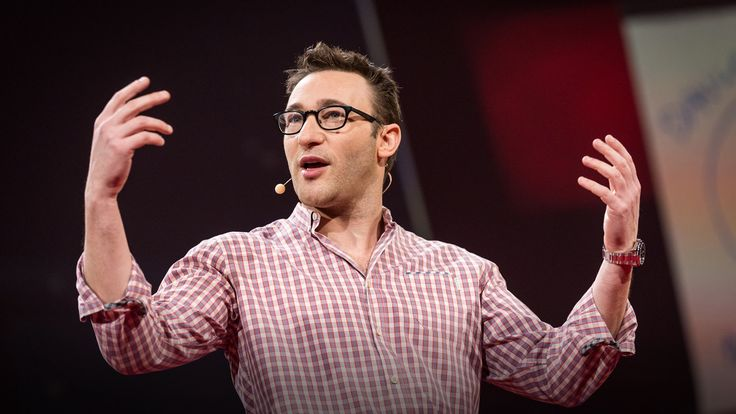 "Simon Sinek: Why good leaders make you feel safe.   ""Leadership is a choice. It is not a rank. I know many people at the senior-most level of organizations who are absolutely not leaders. They are authorities and we do what they say because they have authority over us, but we would not follow them."""