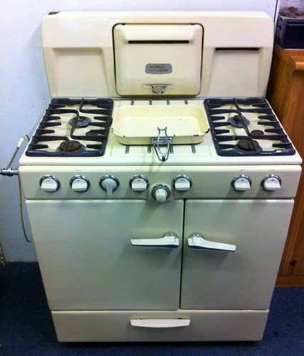 1950 S New World Rangette Gas Range Cooker 1950 S
