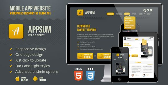 Shopping Appsum - wordpress responsive templatewe are given they also recommend where is the best to buy