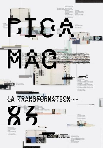 PICA MAGAZINE 2nd ED. POSTER / JACKET