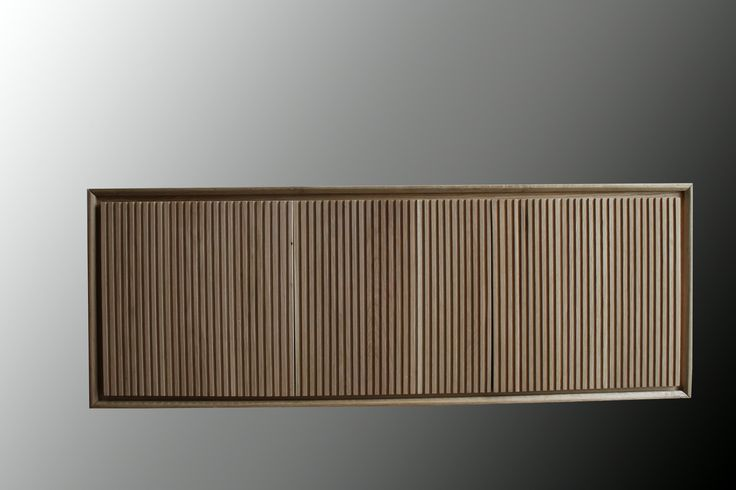 Sideboard, Meccani Design, FUGA SIDEBOARD, Studio Meccani. Suspended sideboard available in two different size.