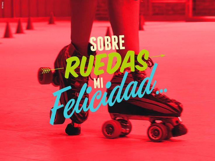 #SobreRuedas