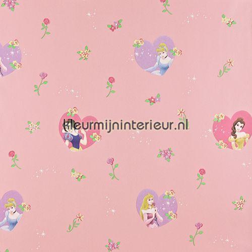 Prinsessen meisjes behang