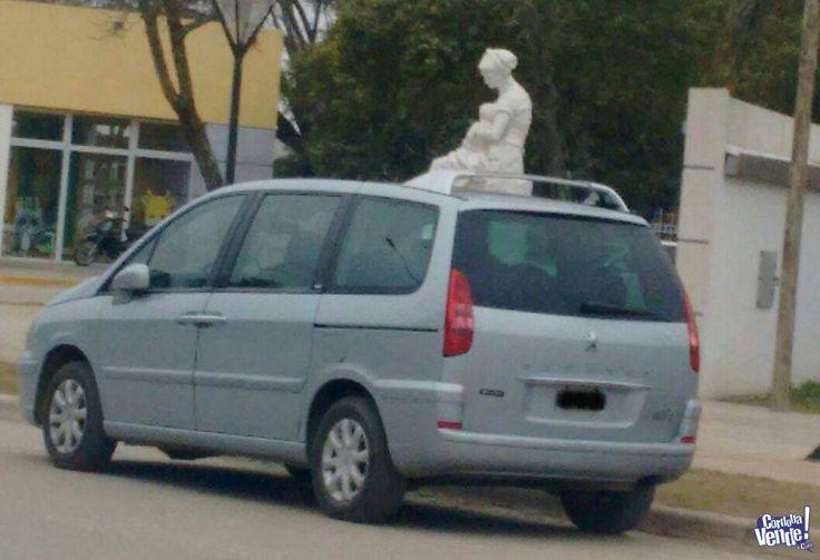 Peugeot 807, Cordoba Vende