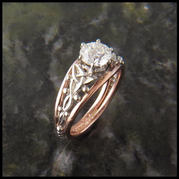 25 best Rose Gold Irish Jewelry images on Pinterest Irish jewelry