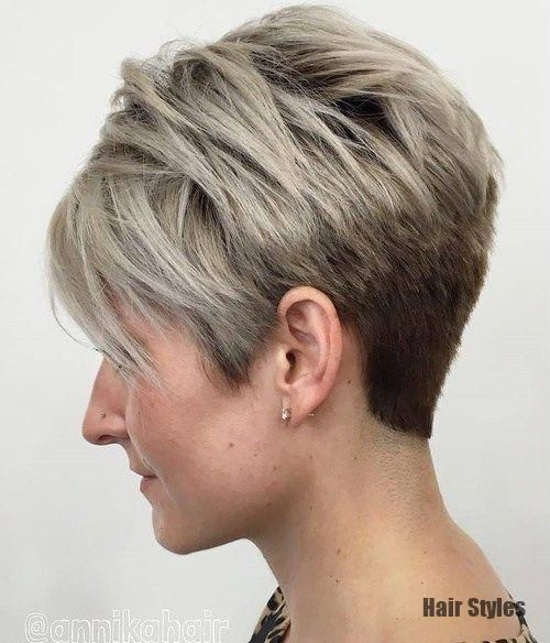 New 22 hottest simple short haircuts for women
