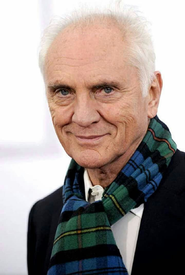 TERENCE STAMP (Londres, Inglaterra)