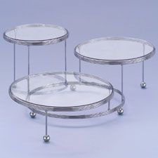 Cakes 'N More™ 3 Tiered Party Stand