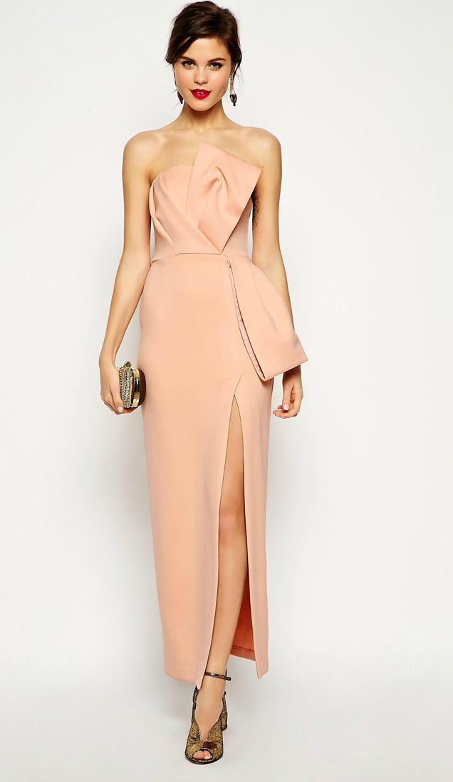 Evening dresses for wedding guests