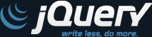 jQuery is a fast and concise JavaScript Library that simplifies HTML document traversing, event handling, animating, and Ajax interactions for rapid web development. jQuery is designed to change the way that you write JavaScript.