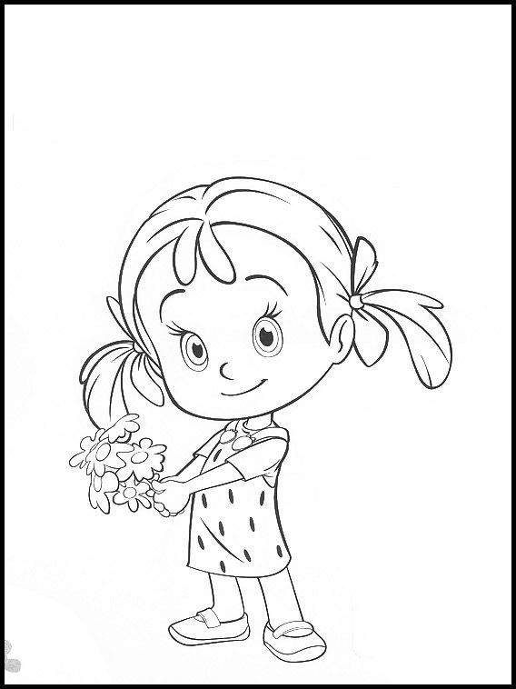 Cleo And Cuquin 13 Printable Coloring Pages For Kids Printable Coloring Pages Coloring Pages Online Coloring Pages