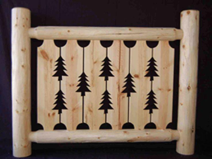 22 best Decorative wood railings images on Pinterest ...
