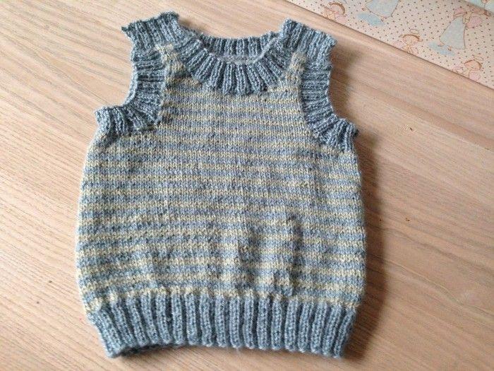Viggo's vest -