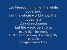 Martina McBride~Independence Day ❤️