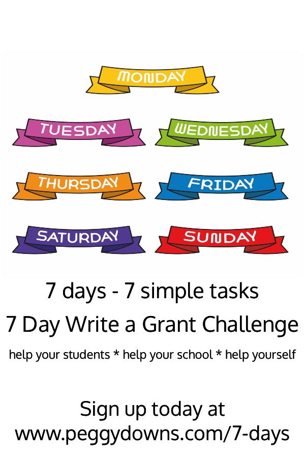 Start This Grant With A Small Problem Learn The Process And Find