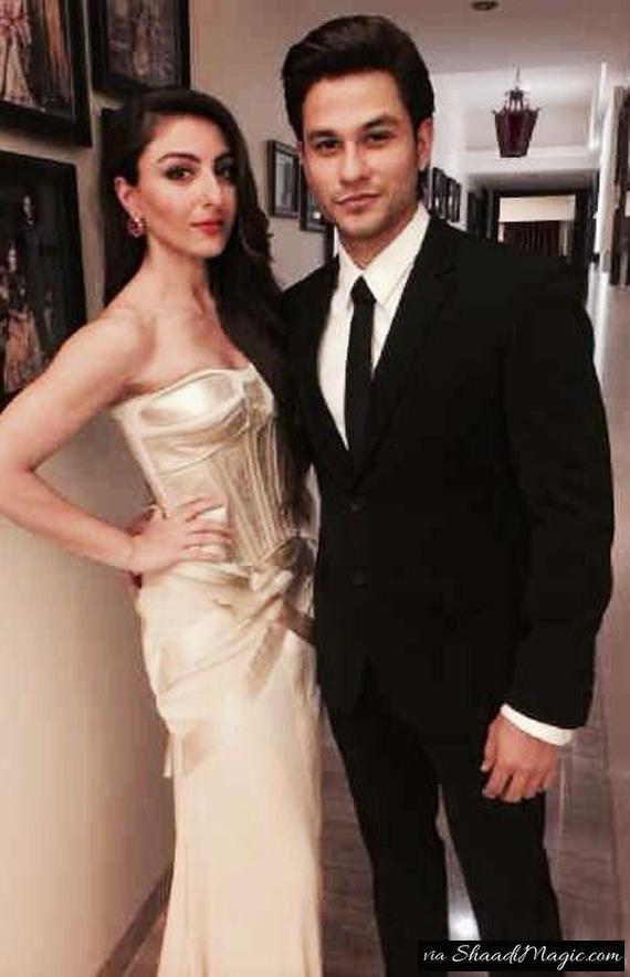 Kunal Khemu & Soha-Ali-Khan Cute Pic. The recent marriage ...
