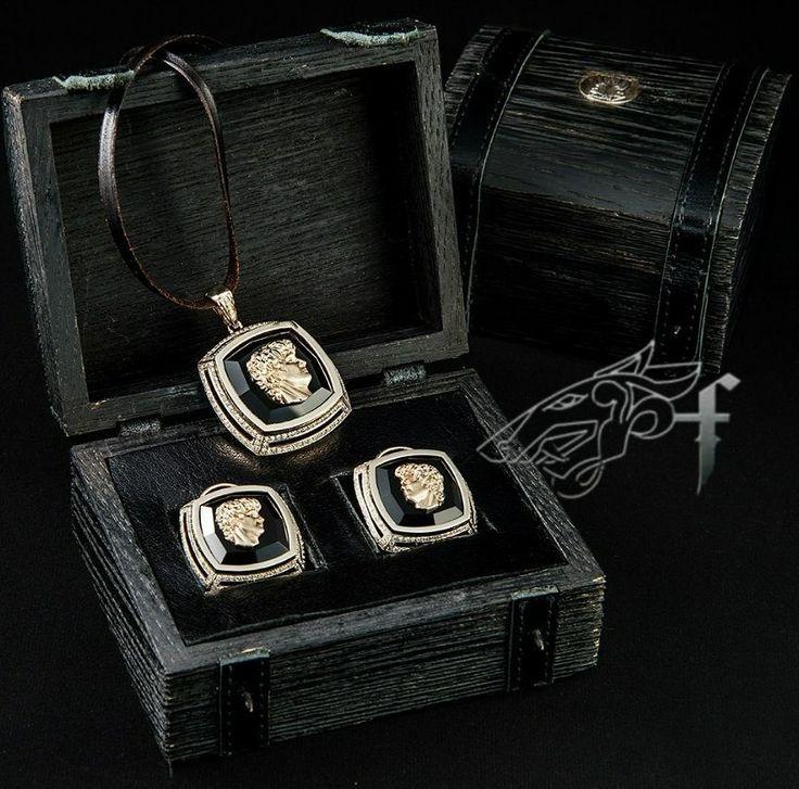 Серьги и кулон Давид #белоезолото,чёрный мексиканский #агат,якутские #бриллианты/The #David earrings and pendant #whitegold ,black mexican #agate,#diamonds #FRANGUEbyzvereV #серьги #кулон #pendant #earrings #jewellery #jewelry #forwomen #david #greece #jerusalem #иерусалим #давид #украшения #дляженщин #женскаяколлекция #womensfashion #womenswear #jewelrydesigner #jewellerydesign #украшения #ювелирныеизделия #ювелирныеизделия