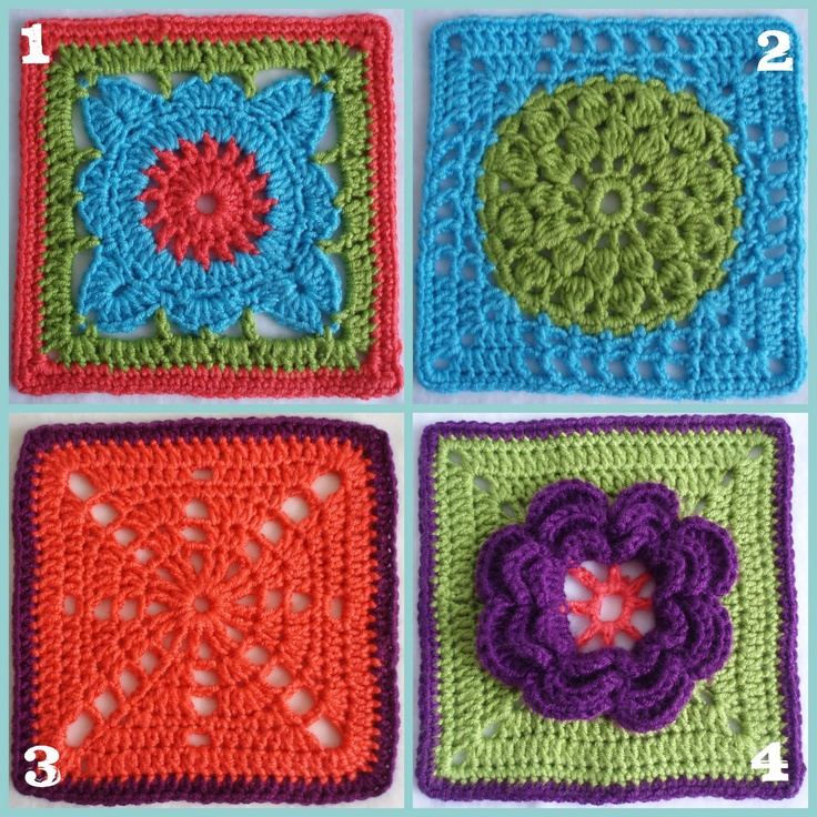 Crochet quilt-a must one day