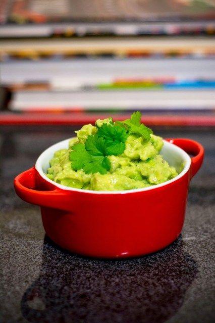 Dip z awokado, czyli klasyczne, meksykańskie guacamole