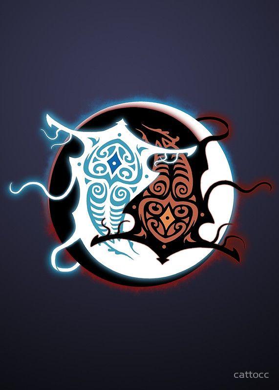 avatar korra spirit raava art - Google Search