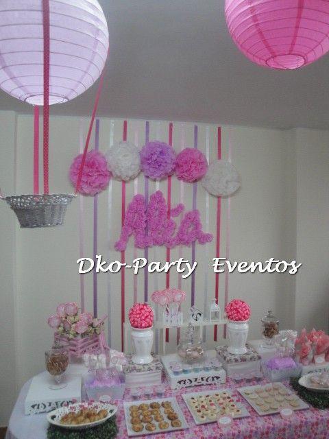 8 best dko party decoraciones tem ticas images on - Decoraciones baby shower ...
