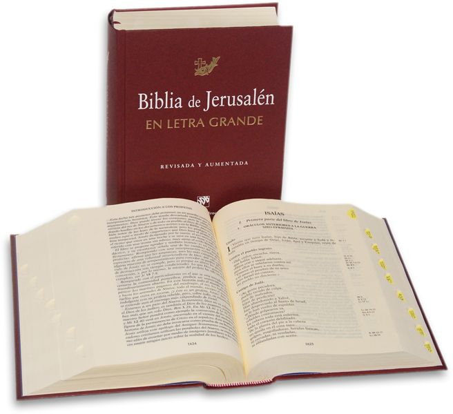 Desclée De Brouwer | Biblia de Jerusalén - THE GOOD BOOK