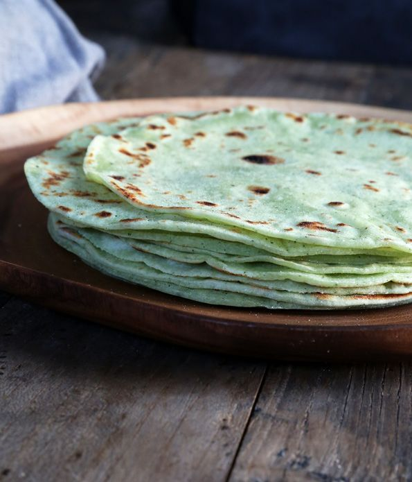Get this tested recipe for gluten free zucchini flour tortillas—flour tortillas made with fresh summer zucchini!