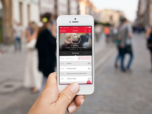 Listen to Polskie Radio on your phone! You can choose from over 100 radio stations. Be up to date  with the First, Second,  Third and Fourth channels of the Polish Radio.