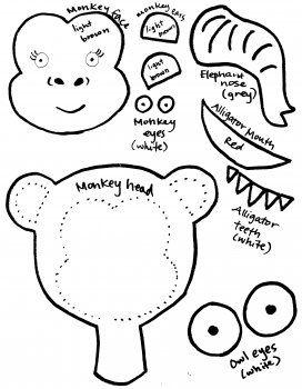 168 best Finger & Glove Puppets images on Pinterest