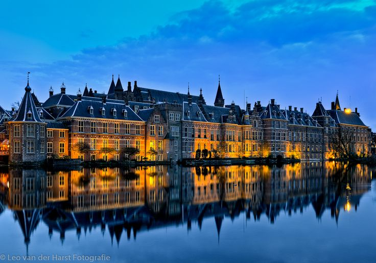 Binnenhof The Hague (Dutch parliament building)