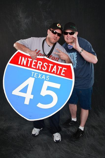 I-45 SXSW 2010