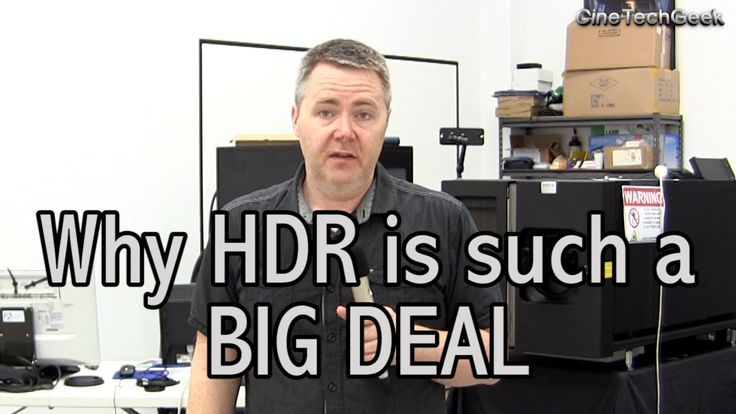 Rec.2020 Demo at Barco: Why HDR is such a BIG DEAL