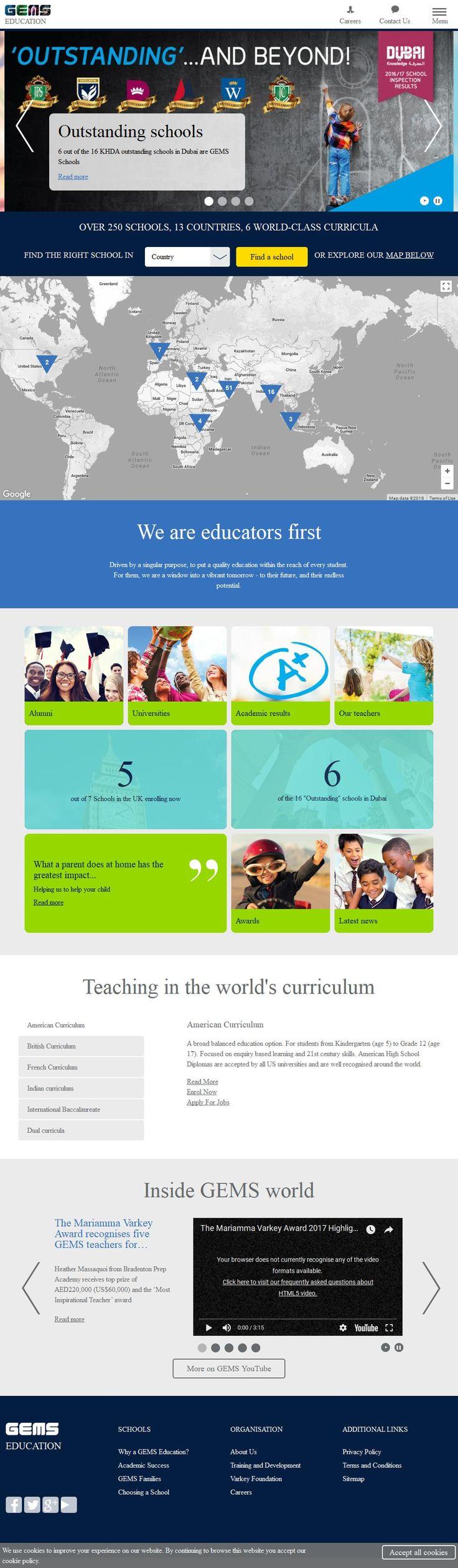 Gems Education Gems Education 745 Sheikh Zayed