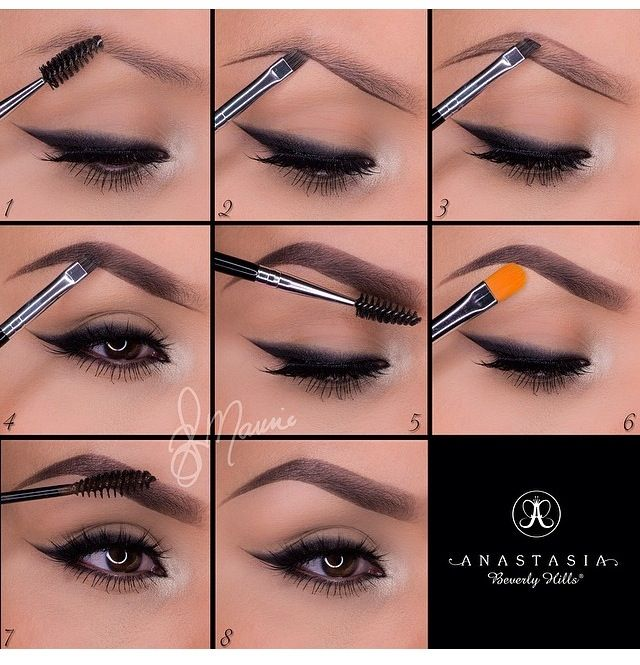 10 Best Shaping Brows Images On Pinterest Beauty Makeup Makeup