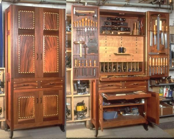 Tool Chests And Cabinets Tool Storage Cabinet Diy Tool Tool