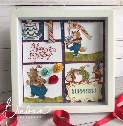 Nostalgischer Geburtstag Stampin Up Home Decor Birthday Memories Suite