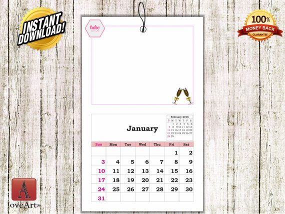 Hey, I found this really awesome Etsy listing at https://www.etsy.com/listing/257578810/instant-download-calendar-2016-for-woman