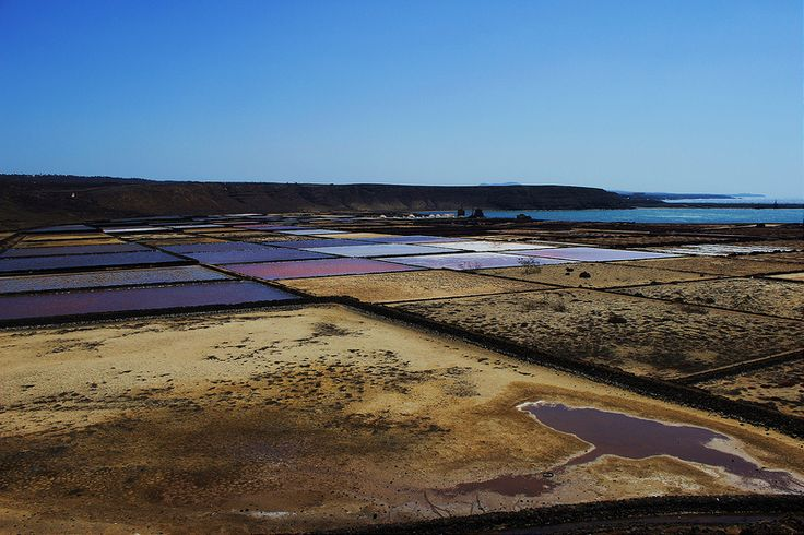 Las Salinas Las Salinas The strange volcanic grounds of Lanzarote greet you also the islands peace and silence invite anyone��_