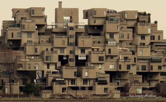 "Montreal // Canada ""Habitat '67"""