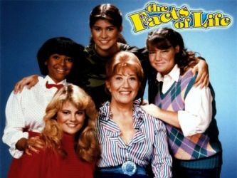The Facts of Life #tv #tv_show #television #retro #facts_of_life #80s #1980s