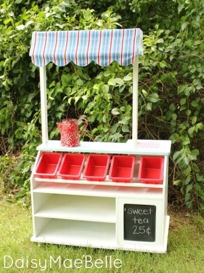 17 best images about diy lemonade stand ideas on pinterest for Cool lemonade stand ideas