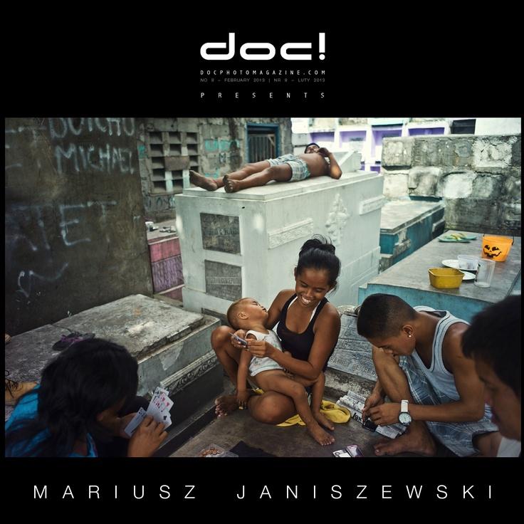 "doc! photo magazine presents: ""The City Of Skulls"" by Mariusz Janiszewski, #8, pp. 115-137"