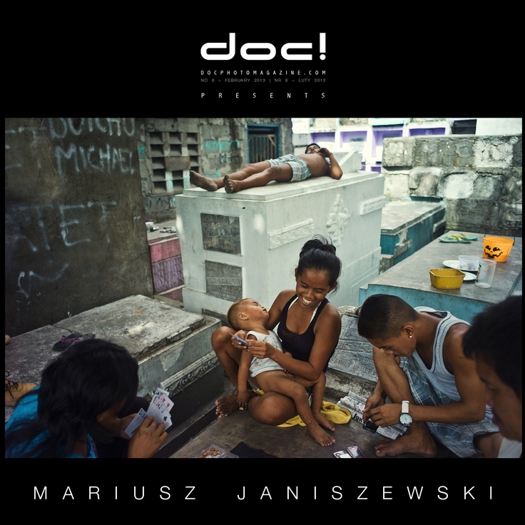 "doc! photo magazine presents: ""The City Of Skulls"" by Mariusz Janiszewski, #8, pp. 115-137"