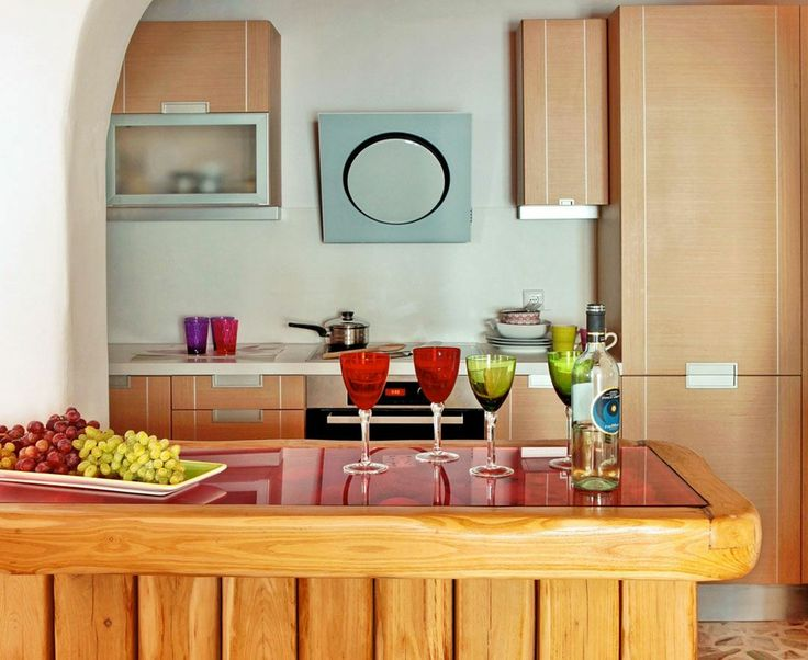 Urania Villa Kitchen