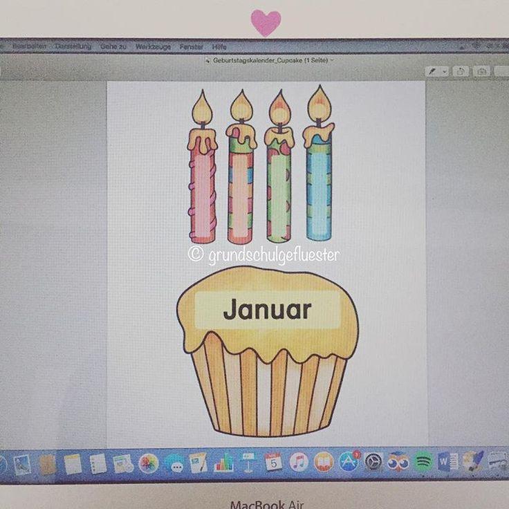 Mein Geburtstagskalender für den Klassenraum ist in Arbeit und fast fertig ✂️ Der Name des Kindes kommt auf die Kerze und der Tag des Monats in die Flamme (die Bilder sind von #katehadfield) Jetzt widme ich mich aber erst einmal dem Wochenende Genießt die freie Zeit und lasst es euch gut gehen ☀️☕️ #geburtstagskalender #cupcake #klassenraumgestaltung #klassenraum #happyweekend #grundschule #primary #primaryschool #grundschulideen #lehrerleben #lehrerhabenimmerfrei #teache...