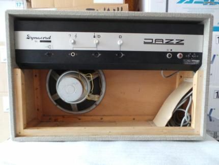 Dynacord Jazz Röhrenverstärker Vollröhren