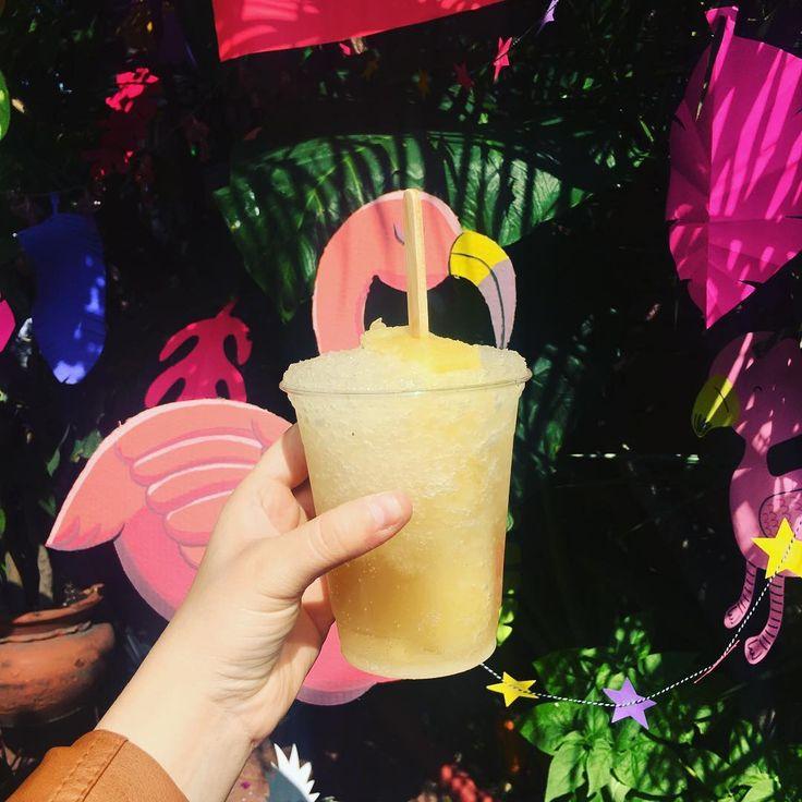 Los domingos son de Mimosas y hoy me traje mucha magia de @anavictoriana de @therooftopsale #followthepiña