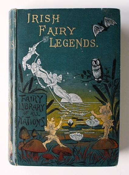 Fairy Legends and Traditions of the South of Ireland ~ 1886