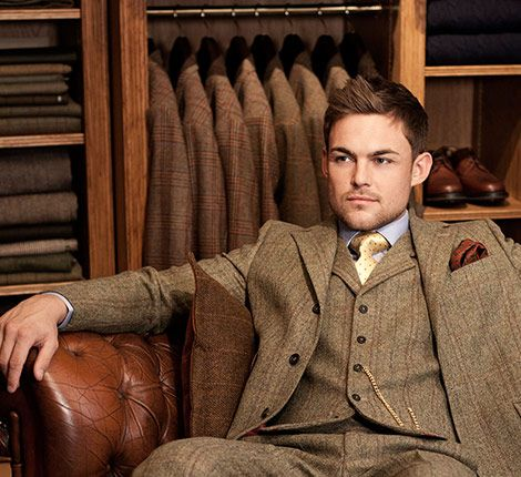 Scottish Tweed - Welcome to Walker Slater | Walker Slater - Tweed Specialists  Mum and I like the tweed