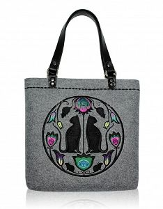 GOSHICO embroidered tote bag FOLK ART http://mybags.co.uk/goshico-embroidered-tote-bag-folk-art-568.html